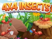 Play 4x4 Insects