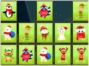 Play Animals Memory Xmas