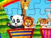Play Animals Train