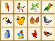 Play Birds Board Puzzles