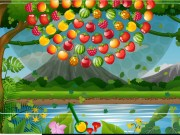 Bubble Shooter Fruits Whe…