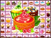 Play Cakes Mahjong Connect