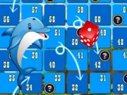 Play Dolphin Dice Race Addition