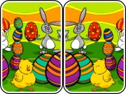 Play Easter Differences