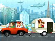 Play Family Travelling Jigsaw