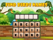 Play Find Birds Names