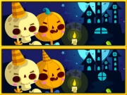 Play Find Differences Hallowee…