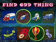 Play Find Odd Thing
