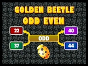 Golden Beetle Odd Even