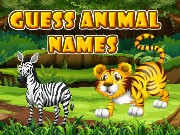 Play Guess Animal Names