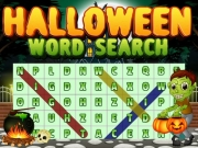 Play Halloween Word Search