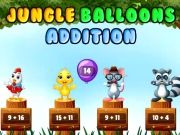 Play Jungle Balloons Addition