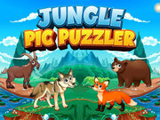 Play Jungle Pic Puzzler