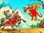 Play Knight and Dragons
