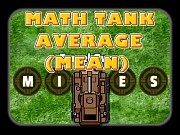 Play Math Tank Average