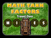 Play Math Tank Factors