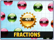 Play Orbiting Numbers Fraction…
