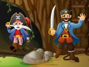Play Pirates Card Match