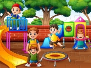 Play Playing Kids Jigsaw