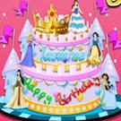 Play Princess Birthday Cake