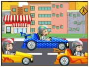 Play Racing Jigsaw Deluxe