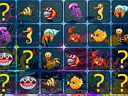 Play Sea Creatures Cards Match