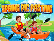 Play Spring Pic Pasting