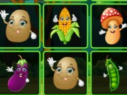 Play Vegetable Cards Match