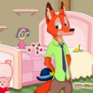 Play Zootopia House Cleaning